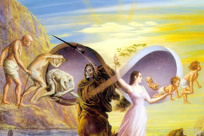 """¿Es compatible la reencarnación con la Biblia?  ¿Fue Juan el Bautista la reencarnación de Elías, ya que vino """"con su espíritu y poder» según Lucas 1.17?"""