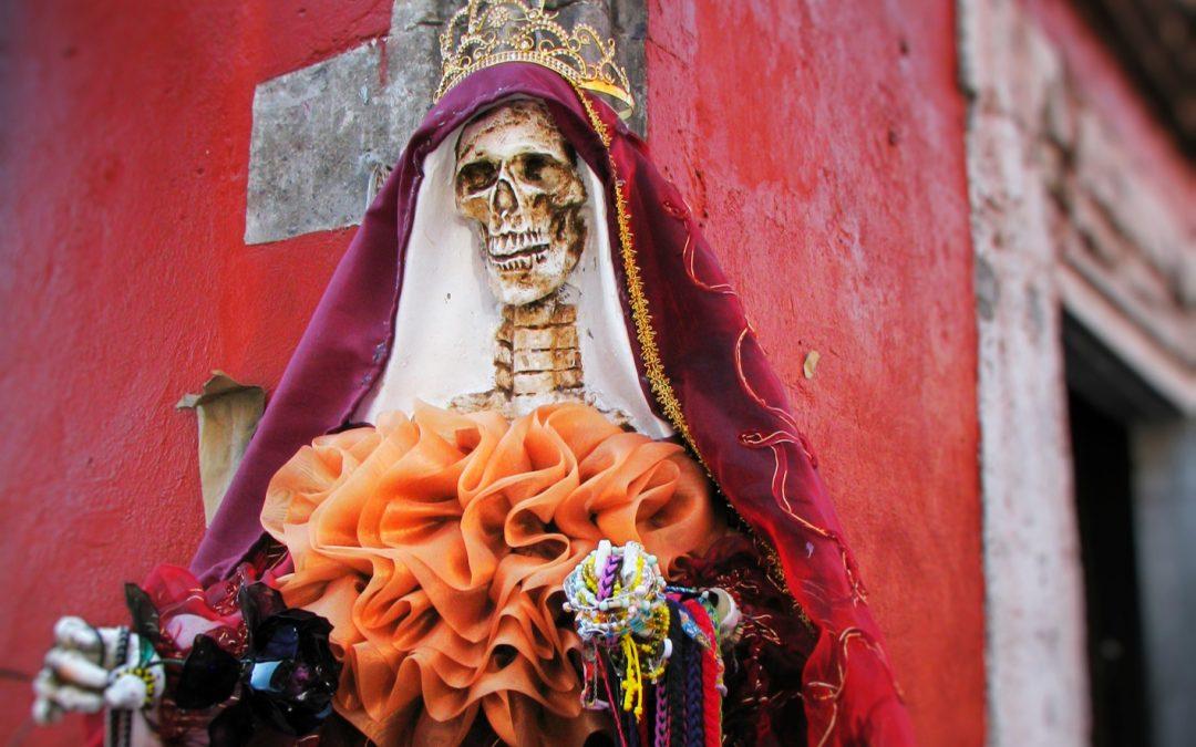 """Parte 1 ¿Qué es un ídolo? -¿Se considera que el culto a """"San La Muerte"""" es idolatría? ¿La Biblia dice algo al respecto?"""