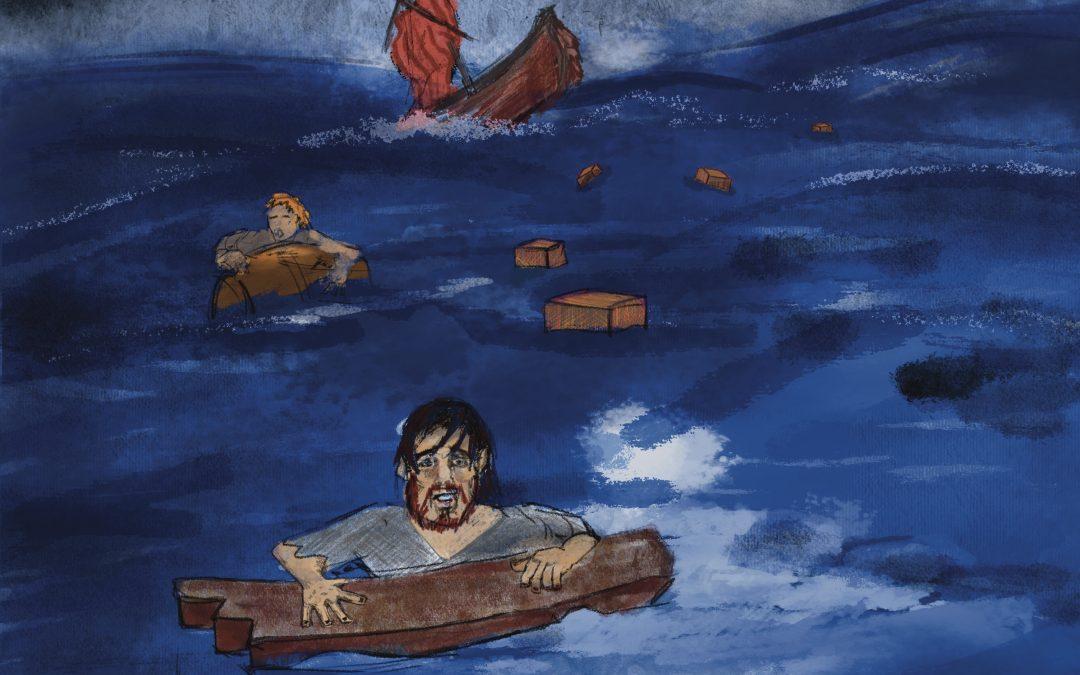 """Parte 1, ¿""""Los Hechos de los Apóstoles"""" es un relato fidedigno? James Smith y el """"Viaje y Naufragio de San Pablo"""""""